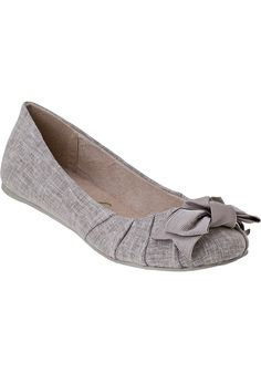Cute Flat - <3 - Blowfish Scoodle (Natural Linen Love this shoe so much!