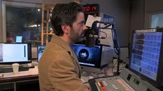 Sometimes Brant Hansen helps out others in the time it takes to play a song on Air1. In this case, it was Jeremy Camp! Jeremy Camp, Air One, More Fun, Christianity, Camping, Songs, Play, Music, Fictional Characters