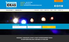 Entertainment Ideas  website