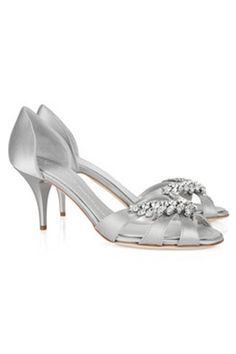 63c402b662 Shop on-sale Giuseppe Zanotti Crystal-embellished satin sandals. Browse  other discount designer sandals & more on The Most Fashionable Fashion  Outlet, ...