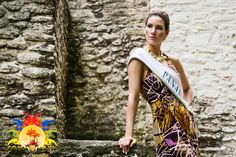 International Costa Maya Festival.  Reina de la Costa Maya Delegate -Miss Panama. Photo by Jose Luis Zapata