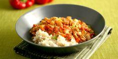 Three-Pepper Chicken Chili