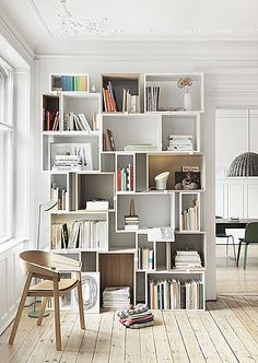 STACKED shelving systems - ArchiExpo