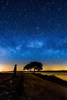 Under The Milky Way II Photograph By Marco Oliveira This image was shot during a weekend in Alentejo, Portugal. Me and my wife were there to enjoy a relaxing break away from the bustling city. The days were spent in the pool and spa, but the nights I had them reserved to photograph the Milky Way.