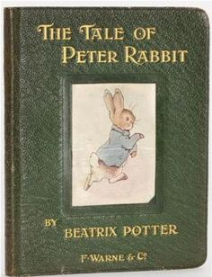 The Tale of Peter Rabbit: Beatrix Potter is remembered best for her children's books depicting the adventures of rabbits, foxes and hedgehogs, (though she was also a well-regarde scientist) and none more so than the classic The Tale of Peter Rabbit - a wayward bunny in a blue jacket. At the end of last year, two first editions in classic green binding sold at Profiles in History's auction. One brought $14,160 and the other a startling $94,400. The difference between the two? A doting…