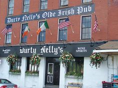 Durty Nelly's Olde Irish Pub - Boston