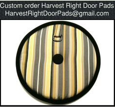 Custom insulation door pads for your Harvest Right Home Freeze Dryer.