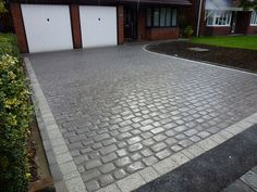 Drivesys Original Cobble by Penketh Landscaping