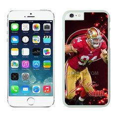 http://www.xjersey.com/san-francisco-49ers-iphone-6-plus-cases-white4.html SAN FRANCISCO 49ERS IPHONE 6 PLUS CASES WHITE4 Only 19.87€ , Free Shipping!