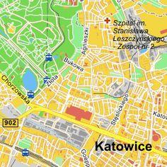 Mapa - Panorama Firm - mapa Polski, plany ponad 700 miast, lokalizacja, plan dojazdu.
