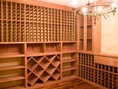 Custom Wine Cellar Design - Classic Cellar Design
