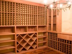 Custom Wine Cellar Design - Classic Cellar Design