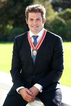 Richie Mccaw Photos - Outstanding New Zealanders Recognised During Investiture Ceremonies at Government House - Zimbio