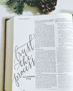 bible journaling // waiting season // trust the process Journaling, Bibel Journal, Bible Doodling, Bible Verses Quotes, Scriptures, Music Quotes, Bible Notes, Illustrated Faith, Bible Art