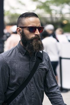Hipster Haircut For Men Hipster Haircuts For Men, Hipster Hairstyles, Undercut Hairstyles, Girl Hairstyles, Great Beards, Awesome Beards, Hipster Looks, Beard Lover, Beard Tattoo