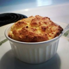 TDP: Cheddar Cheese Soufflé #cheese #soufflé #eggs #cheddar