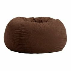 Two small bean bag chairs or one large bean bag chair.