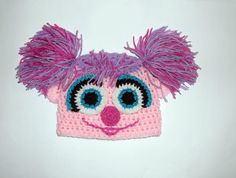 abby cadabby knit hats | Abby Cadabby Hat, ... by Pattern Studio | Crocheting Pattern