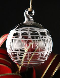 Marquis by Waterford 2013 Annual Ball Ornament