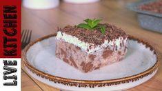 YouTube Easy Desserts, Tiramisu, Cake Recipes, Food And Drink, Sweets, Cookies, Ethnic Recipes, Youtube