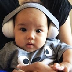 Chilln' like a villain in our Cool Grey set Hearing Protection, Earmuffs, Cool Stuff, Grey, Cool Things, Gray, Ear Warmers, Repose Gray