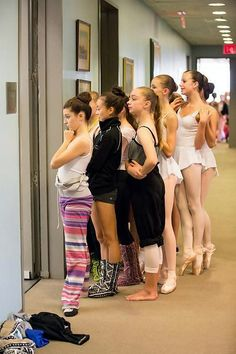 This is why I have viewing windows at my dance studio. Students learn by watching others...