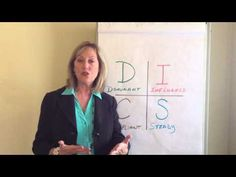 """DISC Model Introduction Series (""""D"""" - Dominant Type Part 2 of 6).  Get certified as DISC Consultant at http://www.christiancoachinstitute.com/certified-disc-facilitator/"""
