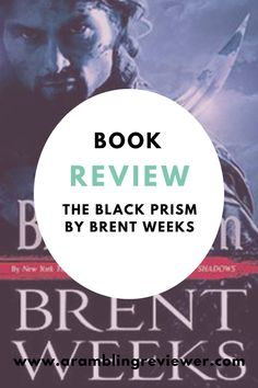 Looking for your next epic fantasy series? Start of the Lightbringer series by Brent Weeks with The Black Prism - check out my book review to find out why this is a solid recommendation from me. High Fantasy Books, Fantasy Book Reviews, Fantasy Series, Types Of Magic, Book Recommendations, I Laughed, Something To Do, How To Find Out, Novels