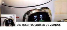 548 recettes cookeo de viandes : un PDF à télécharger