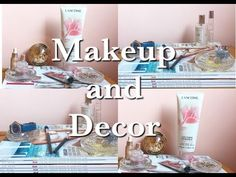 Anamaria Pasc: Makeup and Decor (Elle, L'Oréal, Kiko, Zara) | Ana...