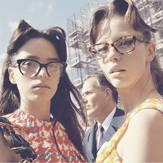 bc97a927659 Que tal as armações Miu Miu ! ♥  love  oculosdegrau  miumiu  . Oculos De SolStacy  ...