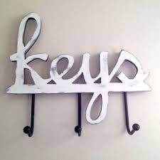 Image result for decorative key and letter holder