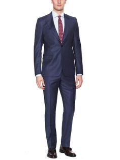 Pinstripe Suit by Versace Collection at Gilt On Sale!!!!