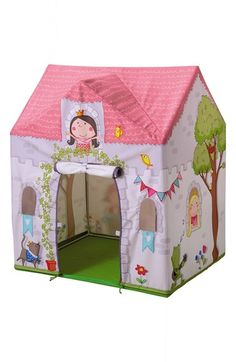 SO CUTE HABA 'Princess Rosalina' Play Tent available at #Nordstrom