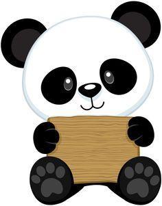Ckren uploaded this image to 'Animales/Osos Panda'.- Ckren uploaded this image to 'Animales/Osos Panda'. See the album on Photobucke… Ckren uploaded this image to 'Animales/Osos Panda'. See the album on Photobucket. Panda Kawaii, Niedlicher Panda, Cartoon Panda, Panda Birthday Party, Panda Party, 3rd Birthday, Cute Panda Wallpaper, Panda Baby Showers, Panda Drawing