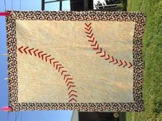 Baseball quilt - Quilt Pictures, Patterns & Inspiration... - APQS Forums