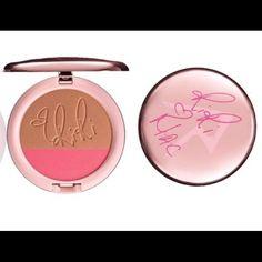 MAC Rihanna Hibiscus Kiss - Limited Edition MAC Rihanna Hibiscus Kiss bronzer blush. Brand new in box. MAC Cosmetics Makeup Blush