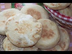 Batbout easy recipe ( moroccan bread ) / وصفة البطبوط المغربي المخمار - YouTube