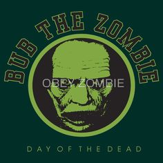 Bub the Zombie ( lime green )