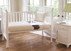 What should you look for in an organic Crib Mattress? blog.rightstart.com @retromodernmom