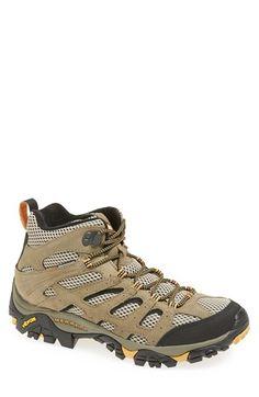 Men's Merrell 'Moab Ventilator Mid' Hiking Boot