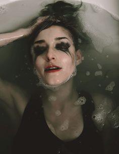 Jessica Parra – Drowning Sins • Dark Beauty