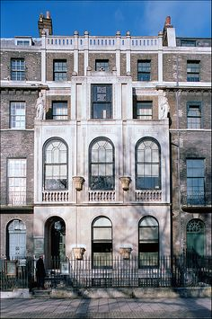London, 13 Lincoln's Inn Fields, WC2: Sir John Soane's Museum (Sir John Soane, 1792-1837)
