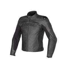 Kurtka DAINESE SPEED NAKED PELLE nero | DAINESE SPEED NAKED PELLE Leather Jacket #Motomoda24