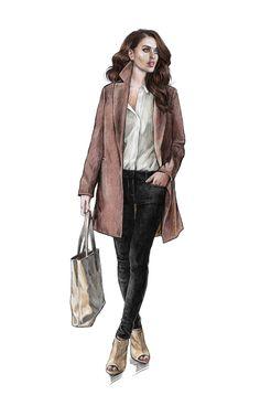 Fashion Design Sketchbook, Fashion Design Drawings, Fashion Sketches, Fashion Drawing Dresses, Fashion Illustration Dresses, Fashion Design Classes, Arte Fashion, Modelos Fashion, Fashion Figures