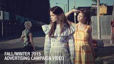 %23MiuMiu Fall/Winter 2015 Campaign