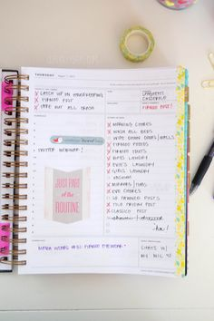 Get Organized with the Whitney English Day Designer // GIVEAWAY