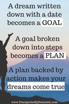 12 tricks on how to set goals and achieve them. Check out these easy tricks on setting realistic goals and learn successful goal setting tips. Goal Quotes, Motivational Quotes For Success, Positive Quotes, Inspirational Quotes, Quotes Quotes, Career Quotes, Dream Quotes, Wisdom Quotes, Life Quotes