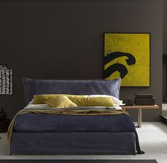 Bolzan Pretty Chic BedModern Furniture Vancouver