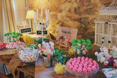 Sweet table. candy bar. weddings. Dos en la Pasarela: bodas